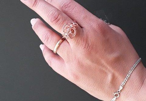 Come fare un anello con il filo di rame: idea regalo per la festa della mamma | Genitorialmente