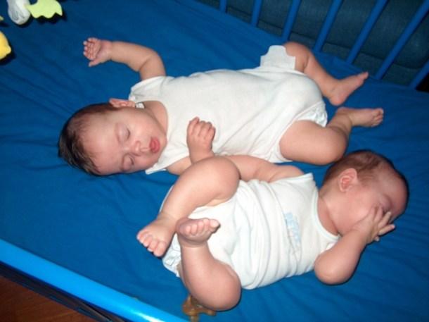 Come prepararsi per l'arrivo di due gemelli | Genitorialmente