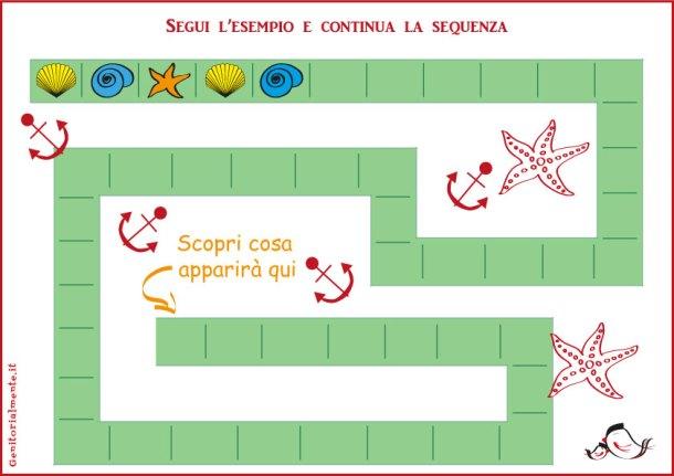 Giochi di logica per bambini da stampare | Genitorialmente