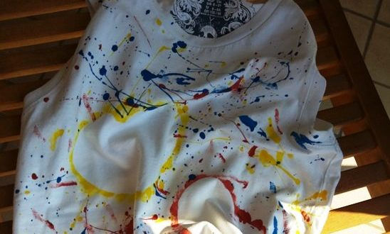 Come decorare una maglietta: idea regalo per i nonni | Genitorialmente