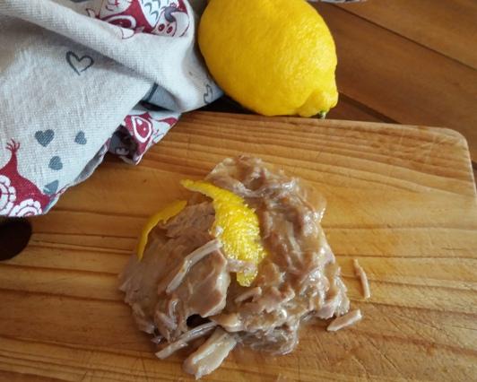 Arrosto di lonza di maiale limone e zenzero | Genitorialmente