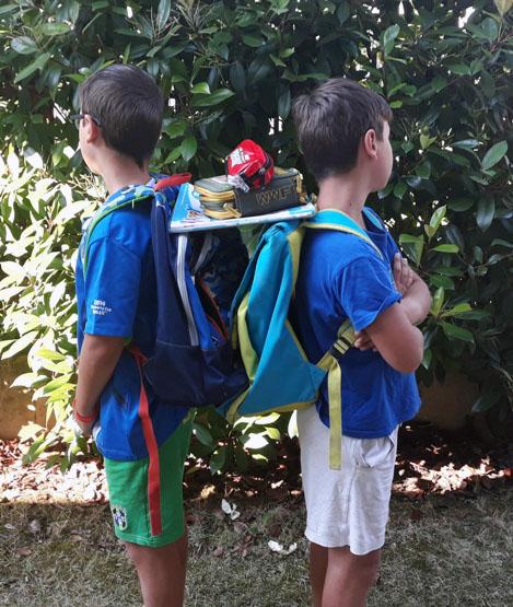 Come scegliere il materiale scolastico: attenzione allo zaino | Genitorialmente