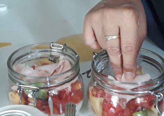 Ricette sfiziose estive - lasagne in vasocottura | Genitorialmente