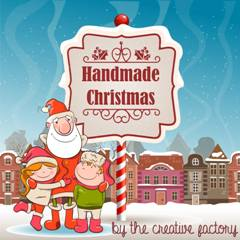 Handmade Christmas by Genitorialmente & The Creative Factory
