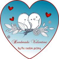 Handmade Valentine Genitorialmente & The Creative Factory