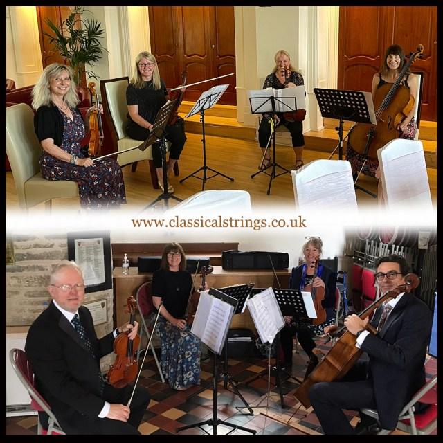 Cornwall String Quartets