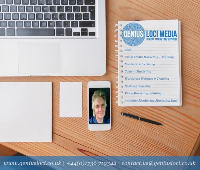 blogging advice - website and wordpress management