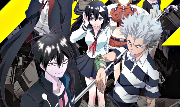 blood lad anime