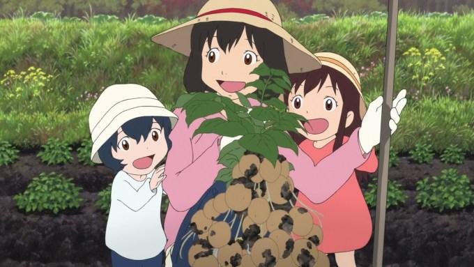 Ookami Kodomo no Ame to Yuki - Movie - Large 37