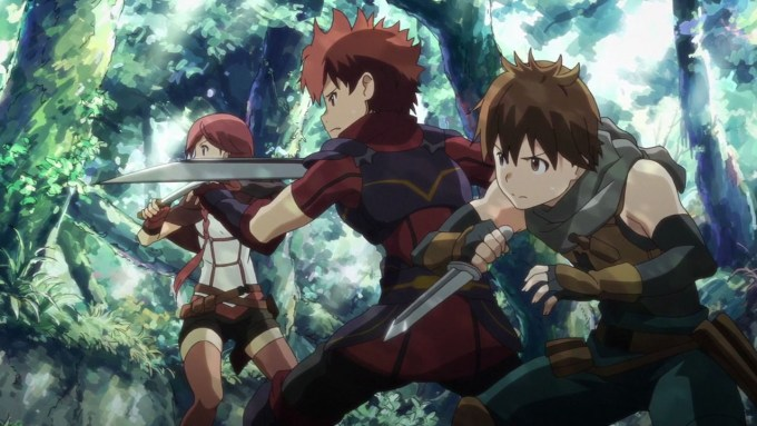 Animes Hai to Gensou no Grimgar - 01 - Large 06