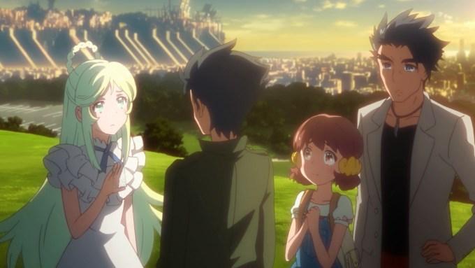 Animes Luck and Logic - 01