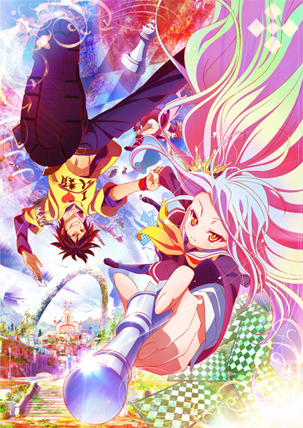 No Game, No Life Anime