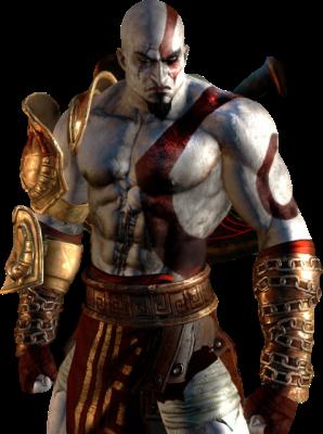 Kratos: a violência irrefreável