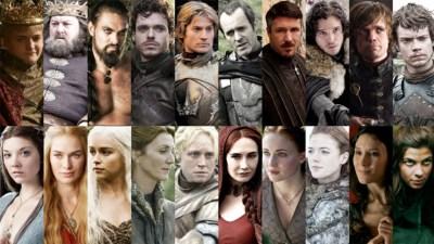 Guerra dos Tronos: muitas bundas para poucos tronos