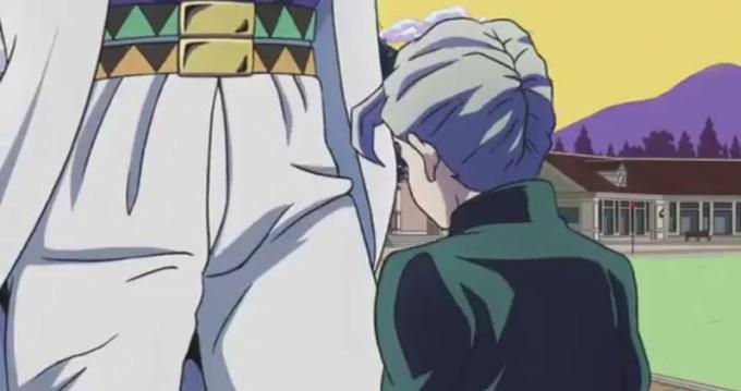Vista agradável, Koichi?