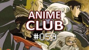 Anikenkai Anime Club 059 - Rola os dados que tem um dragão na nossa cola!