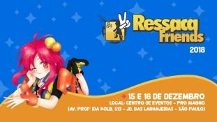 Ressaca Friends 2018