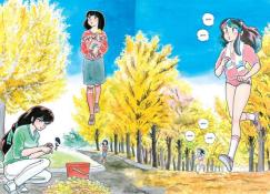 Entrevista com Rumiko Takahashi