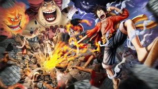 Análise: One Piece Pirate Warriors 4