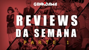 Reviews da Semana 1: Shaman King, Burning Kabaddi, Koikimo e ODDTaxi