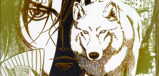animes - wolfs rain
