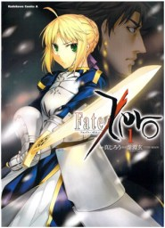 Capa do primeiro volume do mangá de Zero.