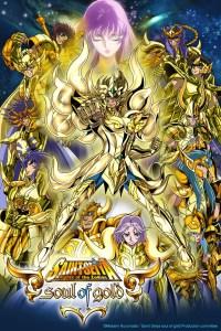 Os Cavaleiros do Zodíaco Alma de Ouro