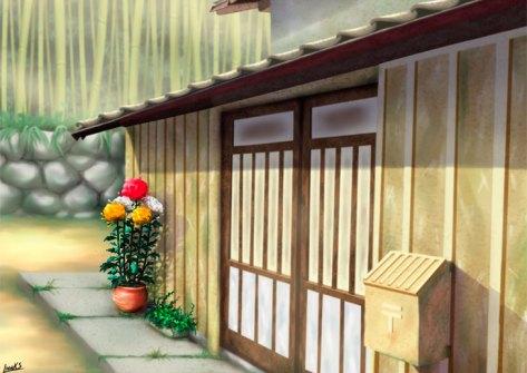 a little japanese house