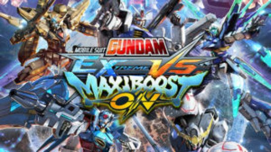 Gundam Extreme Vs Maxi Boost On.