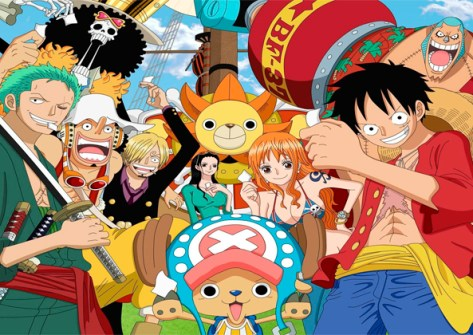 One Piece/Toei Animation
