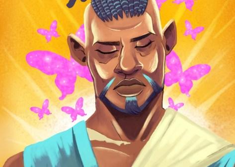 Capa: Yasuke, o primeiro herói negro