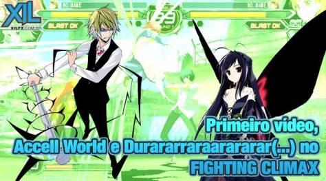 FightingClimaxDurararaAccellWorld