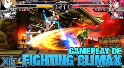 FightingClimaxGameplay