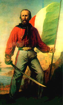 Risultati immagini per Garibaldi in America
