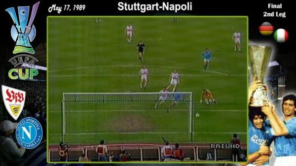 17 maggio 1989, il Napoli vinceva la Coppa Uefa e io rinascevo