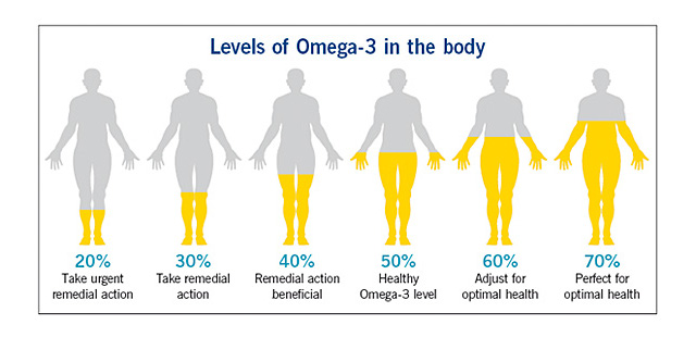 Balance Your Omega 3 And Omega 6 Fats Genomaxx Fitness Dna