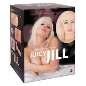 Juicy Jill - blonde opblaaspop | Genotshop