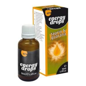 Energie druppels guarana | Genotshop.nl