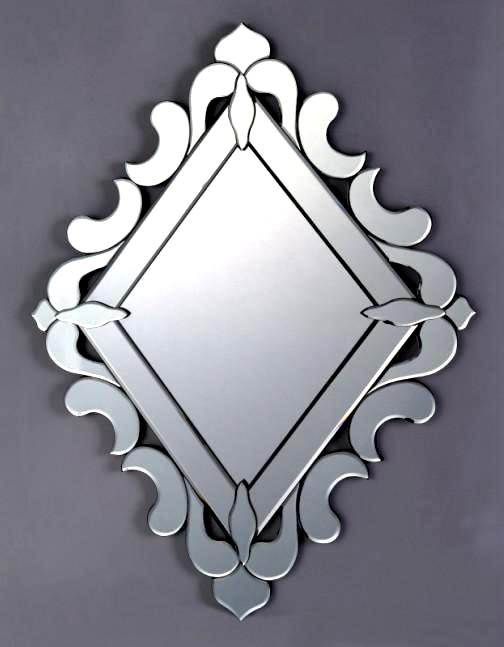Ma 08 4mm Decor Mirror With 12mm Mdf Board Dimenison L700 X W450mm
