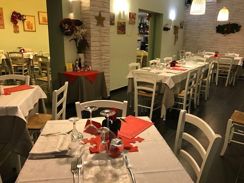 ristorante 27 sapori genova golosa tavoli