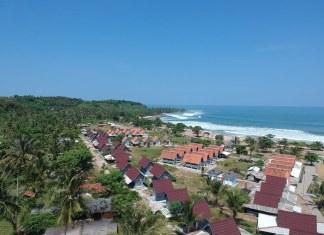 Pantai Sawarna, Surga Tersembunyi di Banten Selatan