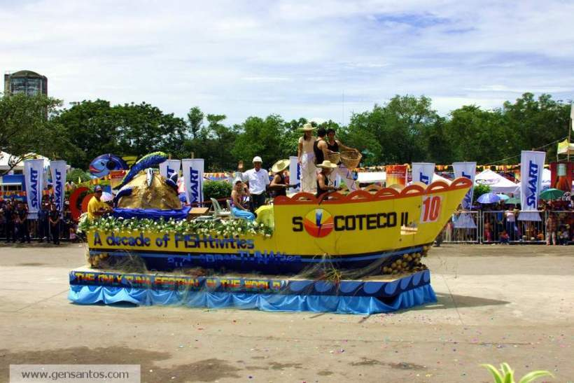 SOCOTECO FLOAT