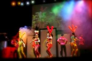 Feeling Broadway Dancers