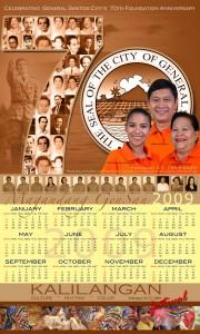 2009 Kalilangan Poster