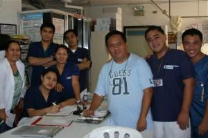 GSCDoctor's Hospital ER Staff & Bariles