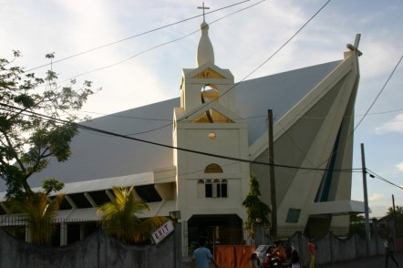 Sto Nino Parish Church