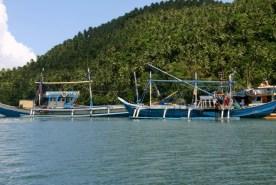 Fishing Boats @ Patuko Cove