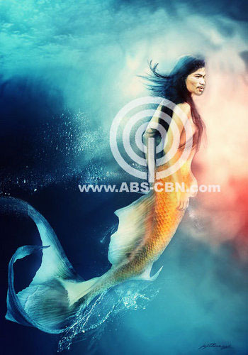 Pacquiao Funny Picture - Diosa Mermaid