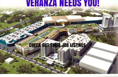 GenSan Job Openings at Veranza Mall