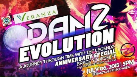 LEGENDZ DANZ EVOLUTION